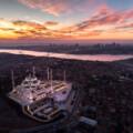 世界最大のモスク!イスタンブールのチャムルジャ・ジャーミィ