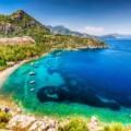リアス式海岸をドライブ!マルマリスとダッチャ半島