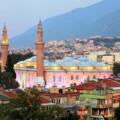 杜の都ブルサが誇るグランド・モスク!ウル・ジャーミィ